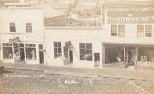 RP: SHAUMAVON , Saskatchewan , Canada , 1908 ; Center Street