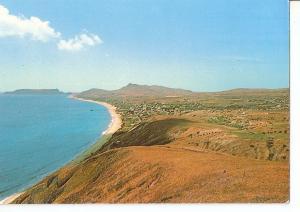 Postal 049399 : Porto Santo. And island lazing in the sun