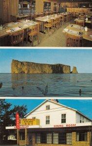PERCE , Quebec , Canada , 1950-60s , Biard's Restaurant