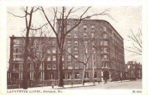Lafayette Hotel in Portland, Maine