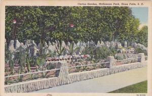 RCactus Garden Mckennan Park Sioux Falls South Dakota Curteiclh