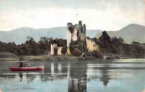 Killarney Ireland Ross Castle Killarney Ross Castle