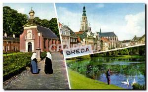 Old Postcard Breda
