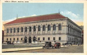 12060  MA Boston  1915 Public Library