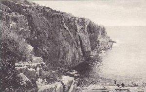 Maine Ogunquit The Bald Head Cliff Albertype