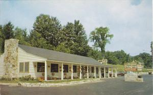 Iron Kettle Restaurant & gift Shop , SOUTH SHAFTSBURY , Vermont , 50-60s