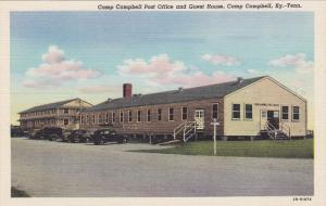Camp Campbell Post office and Guest House,  Camp Campbell,  Ky-Tennessee,   3...