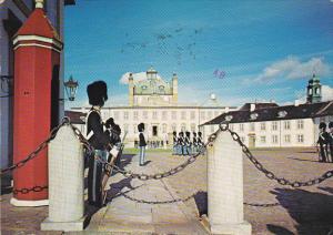 Denmark Fredensborg Castle 1976