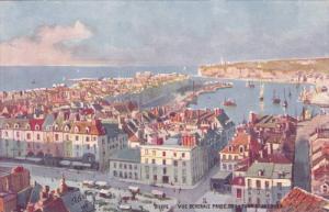 DIEPPE , France, 00-10s ; TUCK ; Vue generale prise de la tour s Jacques