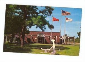 Exterior, Blockade Runner Museum, Carolina Beach, North Carolina,40-60s