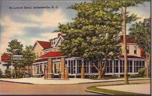NC Jacksonville Riverview Hotel & Gas Station