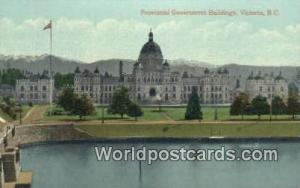 British Columbia, Canada Provincial Government Buildings Victoria  Provincial...