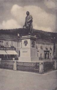 Mozart-Denkmal, SALZBURG, Austria, 00-10s