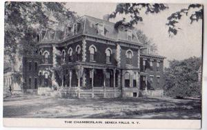 The Chamberlain, Seneca Falls NY