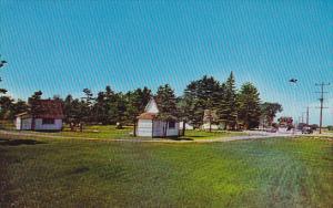 Evergreen Motel, Kingston, Ontario, Canada, 1940-1960s