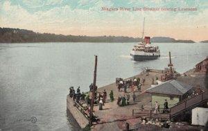 LEWISTON , New York , 00-10s ; Steamer Landing