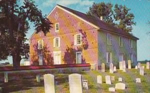 Barratts Chapel and Cemetery Frederica Delaware