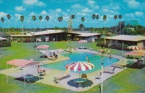 Texas McAllen Fairway Motor Hotel 1962