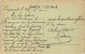 CPA Au Pays du Berry Une partie de Brézin FRANCE FOLKLORE (789553)