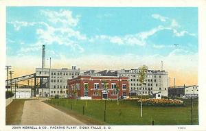 John Morrill & Co. Packing Plant Sioux Falls SD South Dakota