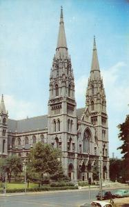 Pittsburgh Pennsylvania~St Pauls Cathedral~1960 Postcard