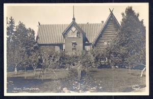 Zorn Farm Mora Sweden RPPC unused c1920's