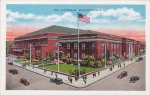 Wisconsin Milwaukee The Auditorium