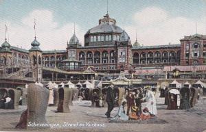 Strand En Kurhaus, Scheveningen (South Holland), Netherlands, 1900-1910s