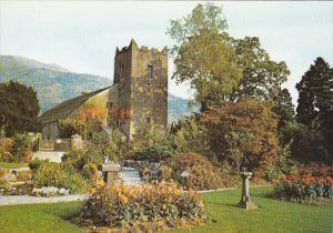 England Cumbria Grasmere Church