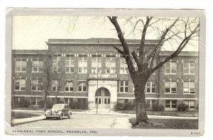 Alva Neal High School, Franklin, Indiana, PU-00-10s