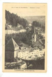 Luxembourg - Pfaffenthal , 00-10s