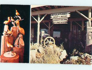 1984 Paddle Wheel Gift Shop Crescent City California CA Q3783