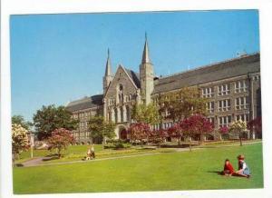 TRONDHEIM, Exterior View, Technical University, Norway, 50-70s