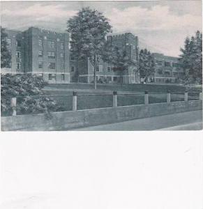 West Virginia Lewisburg  The Greenbrier Military School Albertype