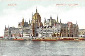 Budapest Republic of Hungary Orszaghaz Paralament Budapest Orszaghaz Paralament