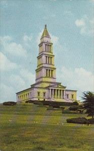 The George Washington Masnic Natrional Memorial At Alexandria Virginia
