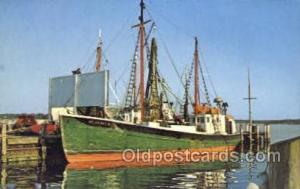 Green Port Sail Boats, Sailing, Ship Postcard Postcards  Green Port