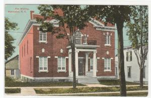 The Wieting Worcester New York 1910c postcard