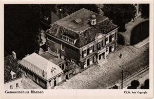 CPA Rhenen Gemeentehuis NETHERLANDS (728805)