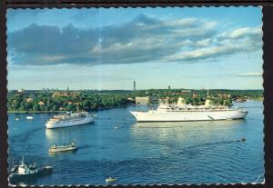 MS Kungsholm Steamer BIN