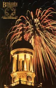 PA - Bethlehem. 250th Anniversary Fireworks