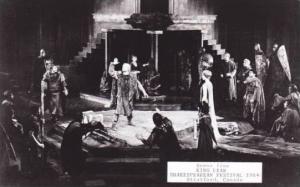 RP, Scene From King Lear, Shakespearean Festival 1964, Stratford, Canada (2)