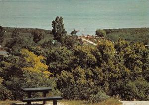Hungary Balatongyorok Szepkilato Schoener Ausblick General view Lake