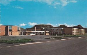 Composite High School , DRUMHELLER , Alberta , Canada , 40-60s