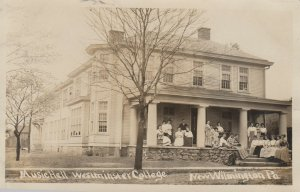 RP: NEW WILMINGTON , Pennsylvania , PU-1909 ; Music Hall , Westminster College