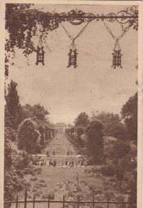 Romania Bucuresti Cismigiu 1950s