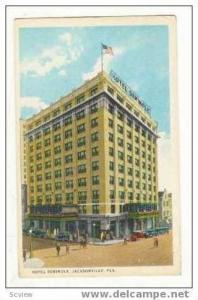 Hotel Seminole, Jacksonville, Florida, 10-20s