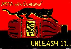 Advertising Josta With Guarana Unleash It 2005