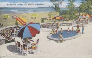 Wisconsin Milwaukee Grant Park Beach