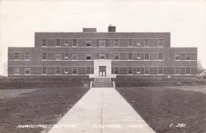 RP: CLARINDA, Iowa, PU-1942; Municipal Hospital